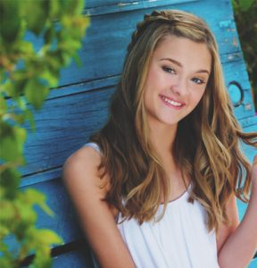 Lizzy Greene, Girls Teen Ambassador